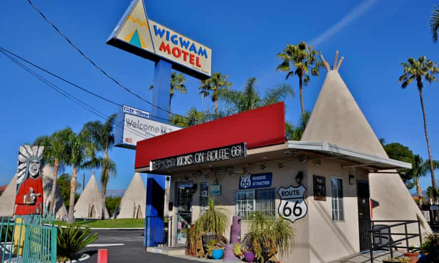 The Wigwam Motel, San Bernardino, California