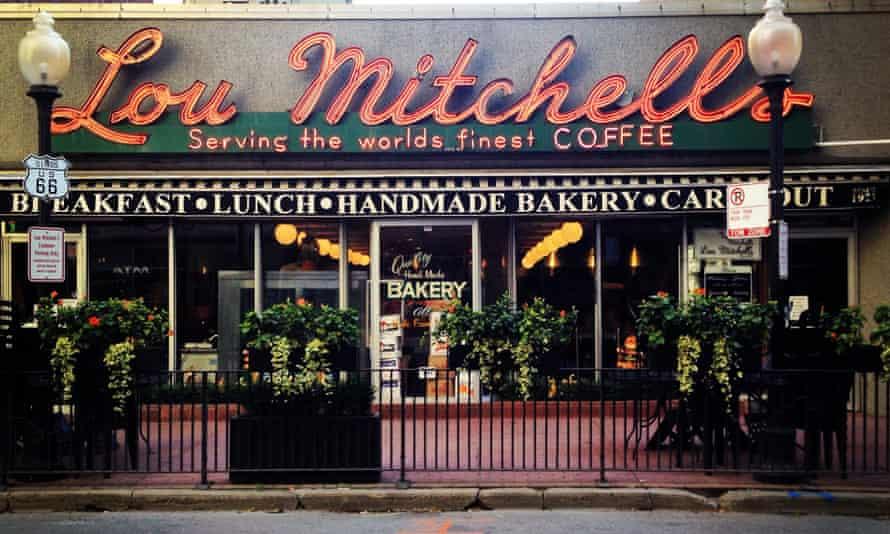 Lou Mitchells, Chicago