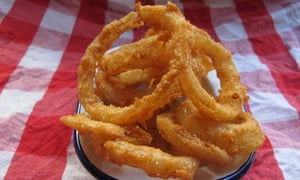 Felicity Cloake's perfect onion rings
