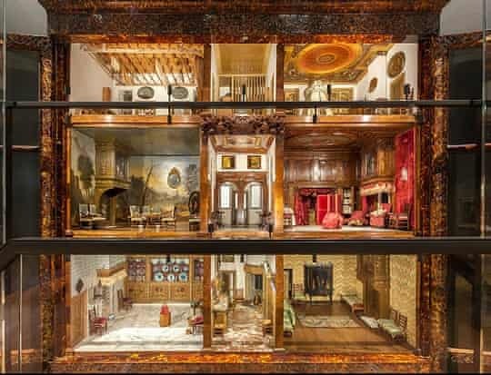 The doll's house of Petronella Oortman at the Rijksmuseum provided part of the inspiration for The Miniaturist.