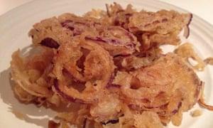 Martha Stewart's onion rings