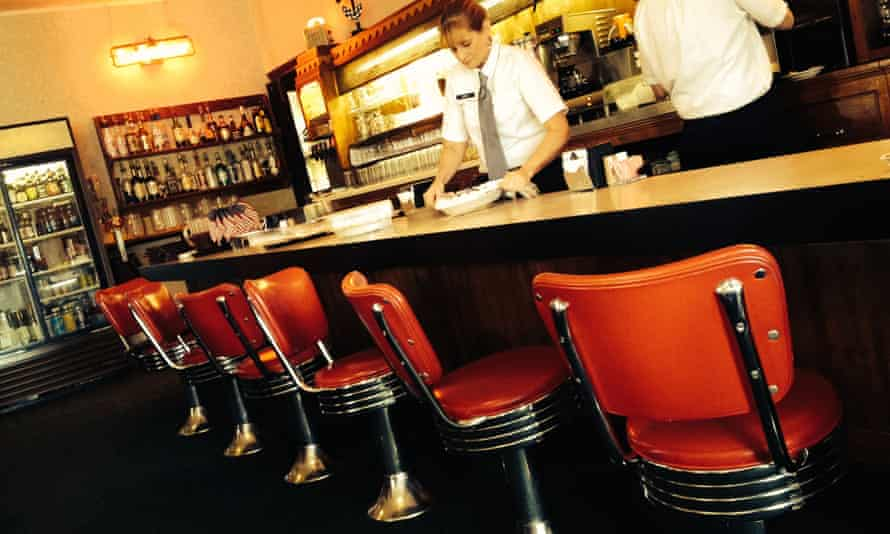 The Ariston Cafe, Illinois