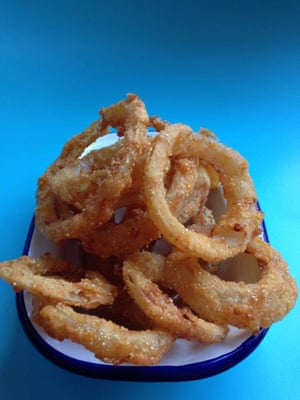 Perfect onion rings