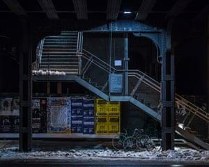 Night station night station NYC