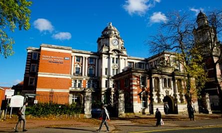 NHS Central Manchester University Hospitals