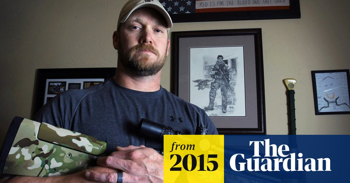 American Sniper ballad reaches No 1 on country music chart