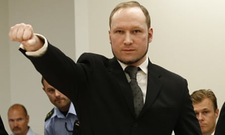Anders Breivik desribed himself as a 'refined' person dressed in 'expensive brand clothing'.
