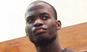 Michael Adebolajo, seen in 2010, was among suspected members of al-Shabaab arrested by Kenyan police.