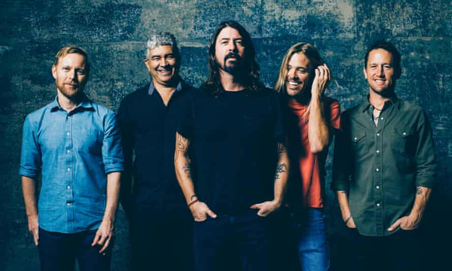 Foo Fighters are among the musicians represented by Kobalt, which has raised $60m.