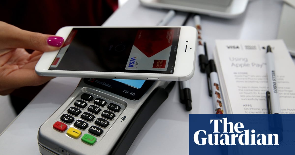 Apple Pay: a new frontier for scammers | Technology | The Guardian