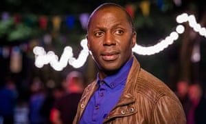 Cyril Nri as Lance in Channel 4's Cucumber
