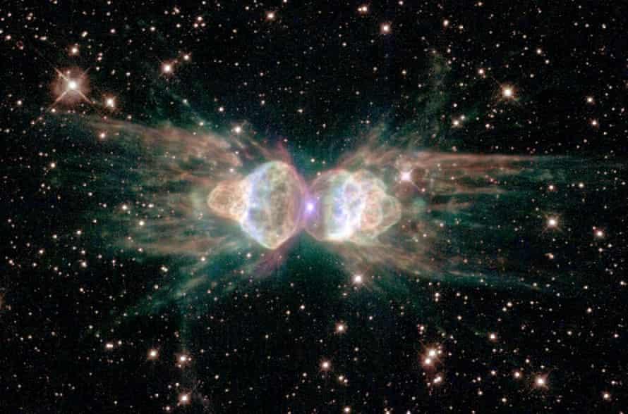 Ant Nebula Hubble