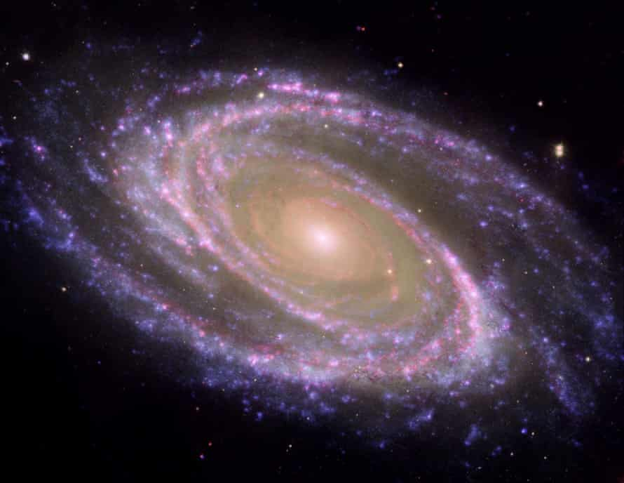 Bodes galaxy Hubble