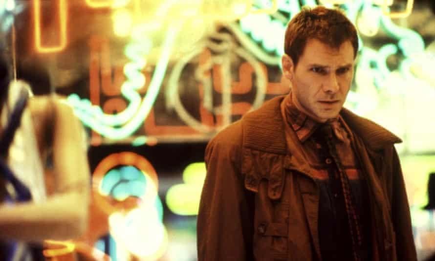 Harrison Ford in 1982's Blade Runner.