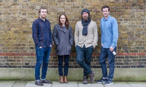 The Honest Brew team secured £250,000 from angel investors