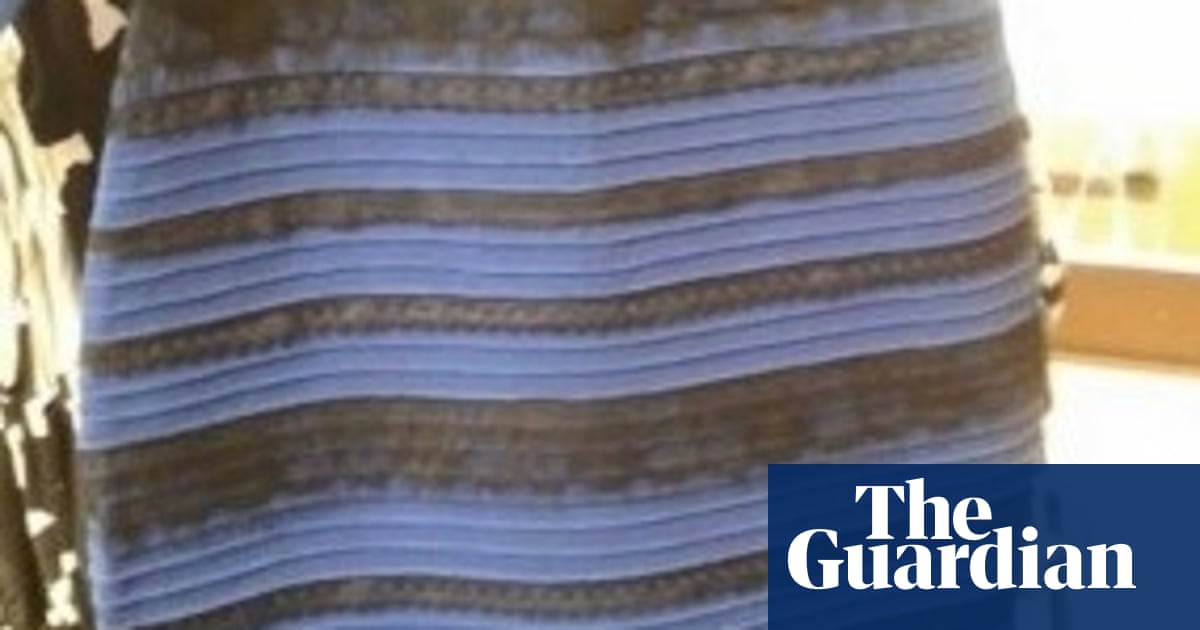 b5dd117924a9 Is The Dress blue and black or white and gold? The answer lies in vision  psychology
