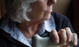 Providing company and pre-agreed support to an elderly person can put unexpected demands on untrained young live-in companions.