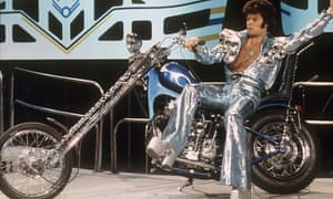 Gary Glitter in his early 70s heyday