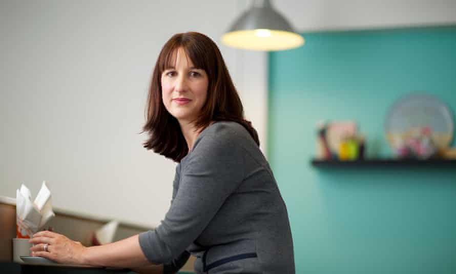 Kitchen cabinet: Rachel Reeves is preparing to move seamlessly between domestic duties and political commitments.