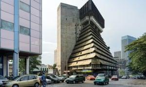 La Pyramide, Abidjan, Ivory Coast