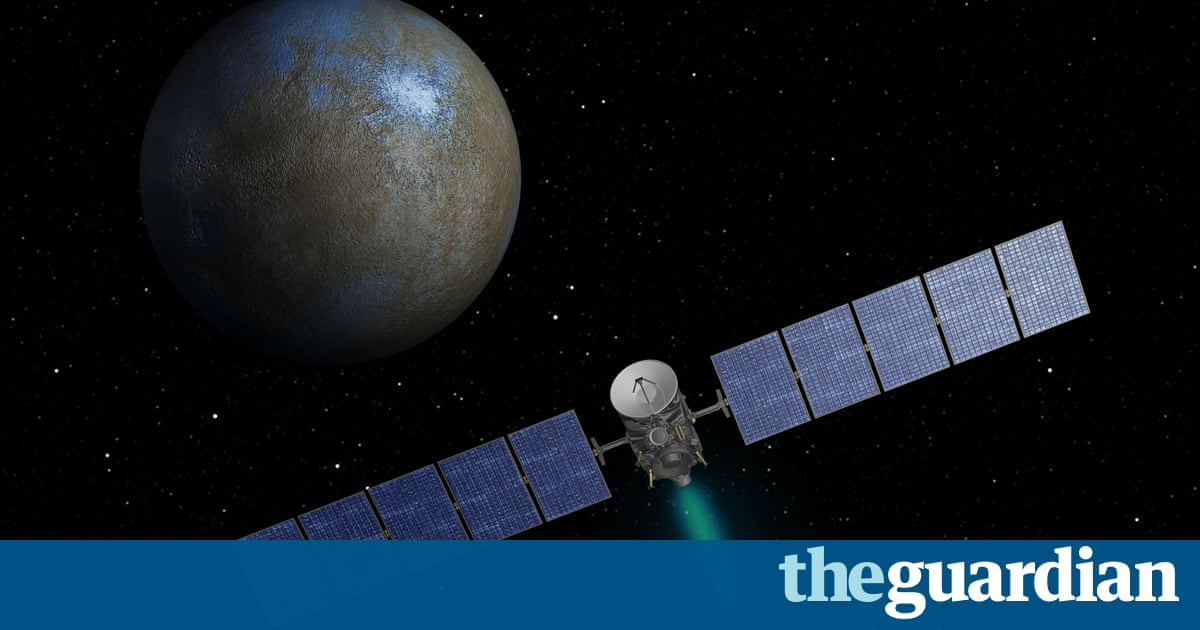 nasa dwarf planets orbit - photo #30