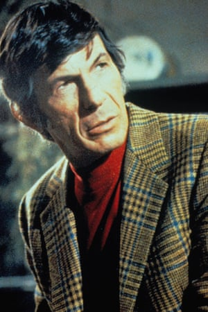 <strong>1978 </strong>Leonard Nimoy in Invasion Of The Body Snatchers