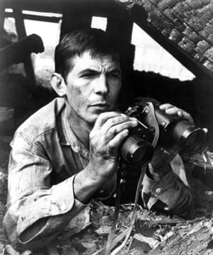 <strong>1963 </strong>Leonard Nimoy starring in The Balcony