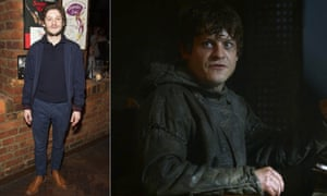 Iwan Rheon, star of hit Channel 4 series, Misfits and joined the cast of Game of Thrones in it's third series.