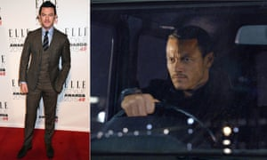 Born in Pontypoo, Wales, Luke Evans starred as Shaw in 'Fast & Furious 6' and this year's 'Fast & Furious: Supercharged'