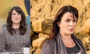 Eve Myles, nominee and winner of Wales' sexiest woman in 2013. Myles played Claire Ripley in the popular TV drama, Broadchurch