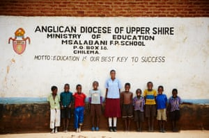 Almost 5,000 Camfed graduates have now become teachers. Ann Cotton is thrilled to see them helping the next generation.