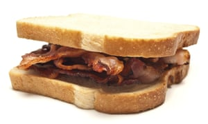 Bacon sandwich – or electoral banana skin?