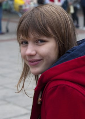 Nell Tiger Free is one of three new young British actors appearing in the new season of Game of Thrones.