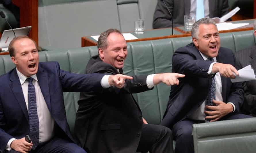 coalition mps