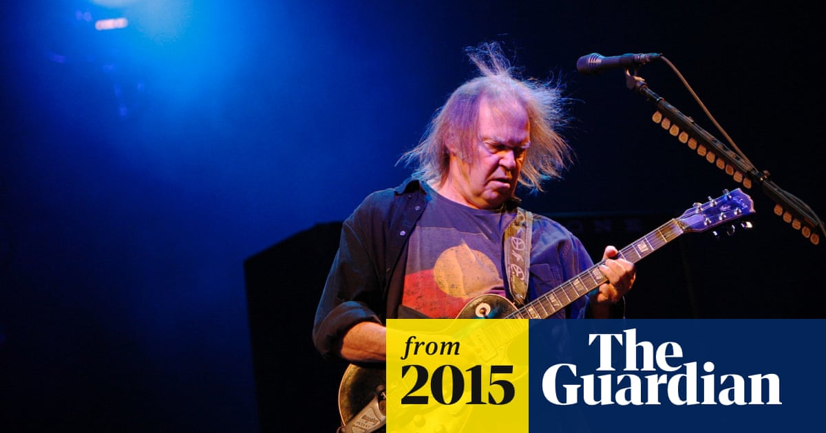 Neil Young dismisses vinyl revival as a 'fashion statement' | Music