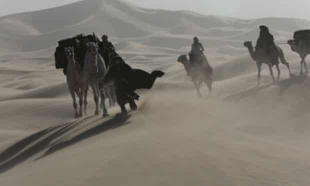 Queen of the Desert film still