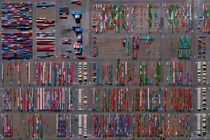 Port Newark-Elizabeth Marine Terminal, New Jersey