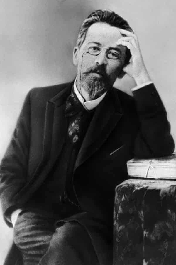The writer Anton Chekhov