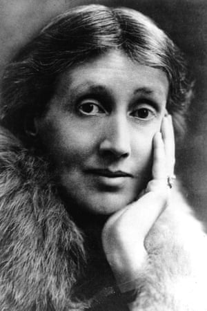 The writer Virginia Woolf