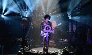 Prince live at Koko, London.