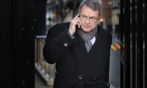 Lynton Crosby, head of the Conservative's election campaign