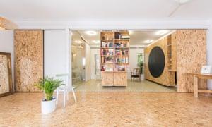 Moveable walls