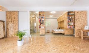 Yolanda Pilar's apartment