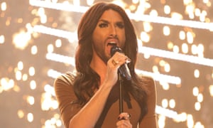 Conchita Wurst has joined the lineup of a BBC1 show to mark the 60th anniversary of Eurovision.
