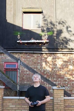 Drones: Ivan Gayton