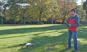 Drones: Anish Mohammed