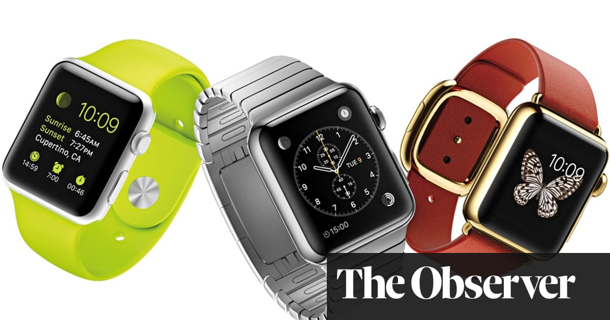 Apple Watch update: will you be wearing one soon