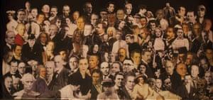 Famous Germans ENO Mastersingers backdrop