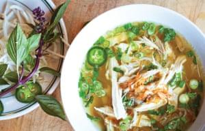Pho Ga Chicken Noodle Soup