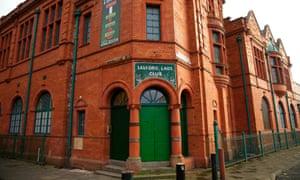 Salford Lads Club in 2015.